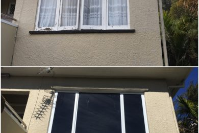 ALUMINIUM RETRO DOUBLE GLAZING